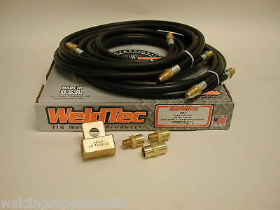 Weldcraft Weldtec Hk-1 Hook-up Kit Water Cooled Tig