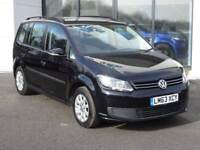 2013 Volkswagen Touran 1.6 TDI BlueMotion S DSG 5dr