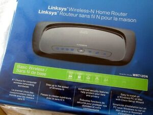 Linksys Wireless Router - Routeur sans fil Linksys