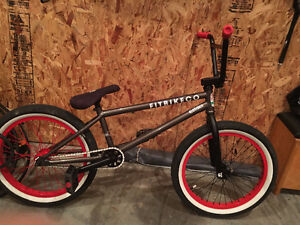 BMX FITBIKE Etnies Limited Edition