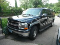 2000 Chevrolet Suburban LT SUV, Crossover CERT+EMISSION