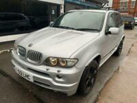 2004 BMW X5 4.8 IS 5d 356 BHP Estate Petrol Automatic