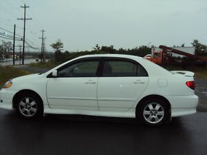 2006 Toyota Corolla S Loaded Must Be Seen and Driven $3995