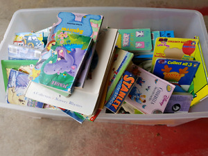 Ridiculously CHEAP Massive lot kids books ymca area only $50