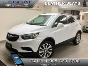 2018 Buick Encore   - Leather Seats