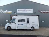 Autocruise starburst two berth motorhome for sale