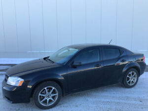2008 DODGE AVENGER ONLY 81,000kms! CLEAN,......CALL 780-235-6830