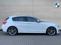 2018 BMW 1 Series 118i M Sport 5-door Hatchback Petrol Manual