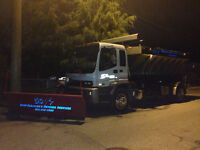24/7 Snow clearing and salting - Surrey/Delta/Langley