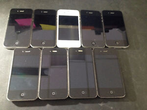 store sale iPhone4s LOCKED to Rogers/Chatr $80