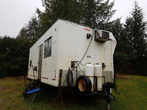 Wells camp trailer for sale