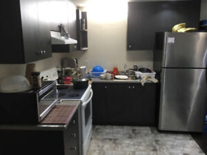 Basement Apartment for Rent- AVAILABLE OCT 1st,2017