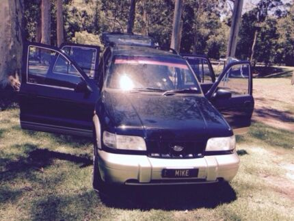 2003 KIA SPORTAGE 4WD 5 SPEED MANUAL 8 MONTHS REGO/ SAFETY CERTIFICATE Warwick Southern Downs Preview