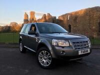 2007 57 Land Rover Freelander 2 2.2Td4 auto HSE *TOP SPEC - NAV HEATED LEATHER*