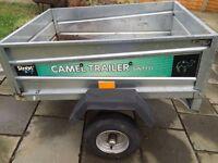 Camel trailer SWTT71