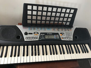Keyboard YAMAHA (EXCELLENT CONDITION)!