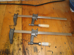 Wood Clamps