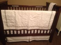 Pottery Barn Kids Crib / Toddler Bed Blanket Bedspread