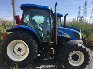 Tracteur New Holland 2011