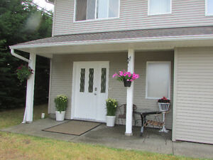 Vacation Suite  Furnished Parksville area 2 minutes from Beach