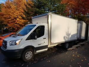 2016 Ford Transit Connect Diesel fourgon de 16''