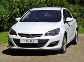 Vauxhall Astra 1.4 SRi 5dr PETROL MANUAL 2014/14