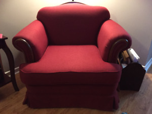 Couch and Chair - Other Furniture as well