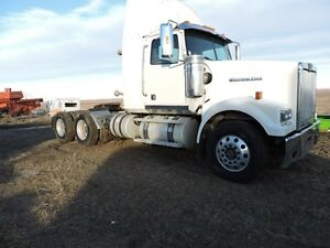 2010 WESTERN STAR HEAVY SPEC DAYCAB/WET KIT
