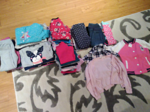 Girls 4T Clothes Clothing Very Cheap (alot of clothes)