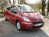 Citroen Xsara Picasso 1.6HDi ( 92bhp ) Desire **Finance From £15.53 per Week**