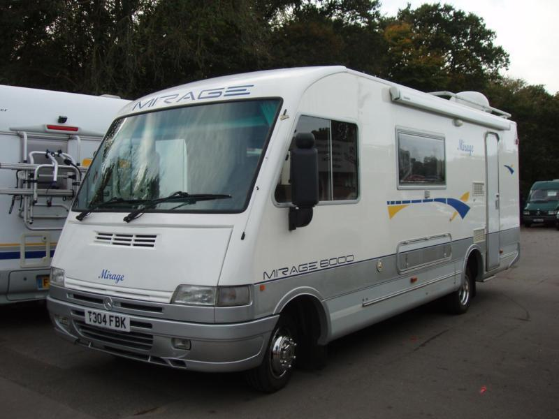 1999 Marquis Mirage 6000 A-Class 4 /5 Berth