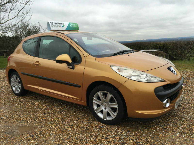 peugeot 207 1 6 hdi 110 sport in salamanca orange in faringdon oxfordshire gumtree. Black Bedroom Furniture Sets. Home Design Ideas