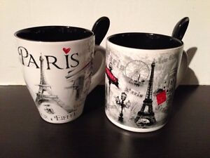 Two New Mugs from Paris