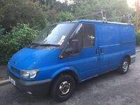 FORD TRANSIT SWB PERFECT RUNNER