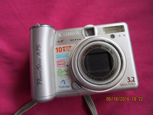 Canon powershot A75 Digital camera