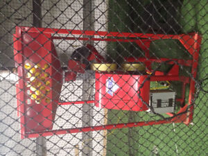 Commercial Pitching Machines