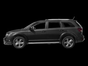 2017 Dodge Journey Crossroad  - Leather Seats - $90.37 /Wk