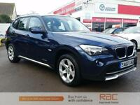 BMW X1 XDRIVE20D SE, Blue, Manual, Diesel, 2010