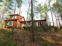 Spacious, 1600 sq ft (approx) cottage/home near Bon Echo Prov.