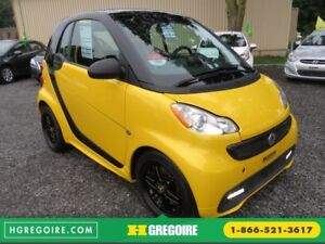 2013 Smart Fortwo Passion AUT A/C CUIR MAGS TOIT PANO GR ELECTRI