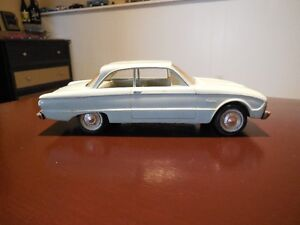 Vintage 1960 Ford Falcon Dealer Promotional Model Car London Ontario image 2