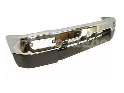 Bundle 96-98 4Runner Limited Front Bumper Chrome + Valance With Flare Hole
