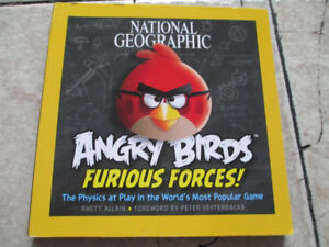 Livre Angry Birds Furious Forces