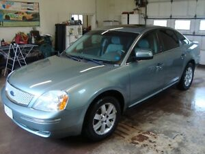 2007 FORD FIVE HUNDRED SEL AWD $3000 TAX'S IN CHANGED IN UR NAME