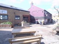1 Large room to let in AMAZING 6 bed shared Warehouse! All bills inc. + art studio area free