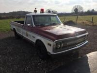 1969 Chevrolet C10 Fleetside Pick Up CST/10 8.350*Sheriffs Guise* V8 Auto