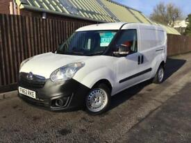 Vauxhall Combo L2H1 1.3CDTi 16v 2300**LONG WHEEL BASE**IMMACULATE**