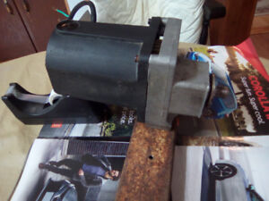 HIGH SPEED 5000 RPM- HIGH TORQUE-4 to 1 15 amp electric motor 50