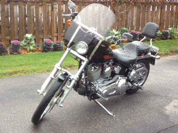 Used 2002 Harley-Davidson Softail