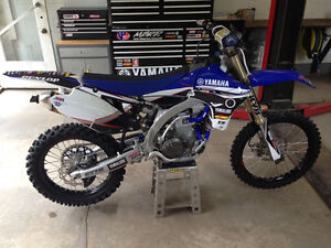 2013 YZ450f *Ownership included*